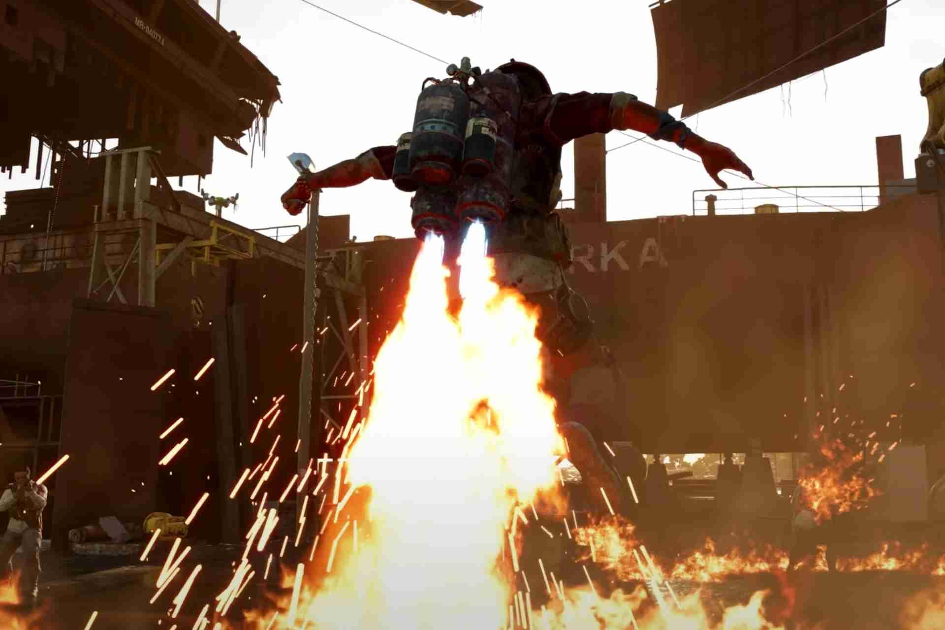 Dani-doing-rocket-propulsion-supremo-backpack-jetpack