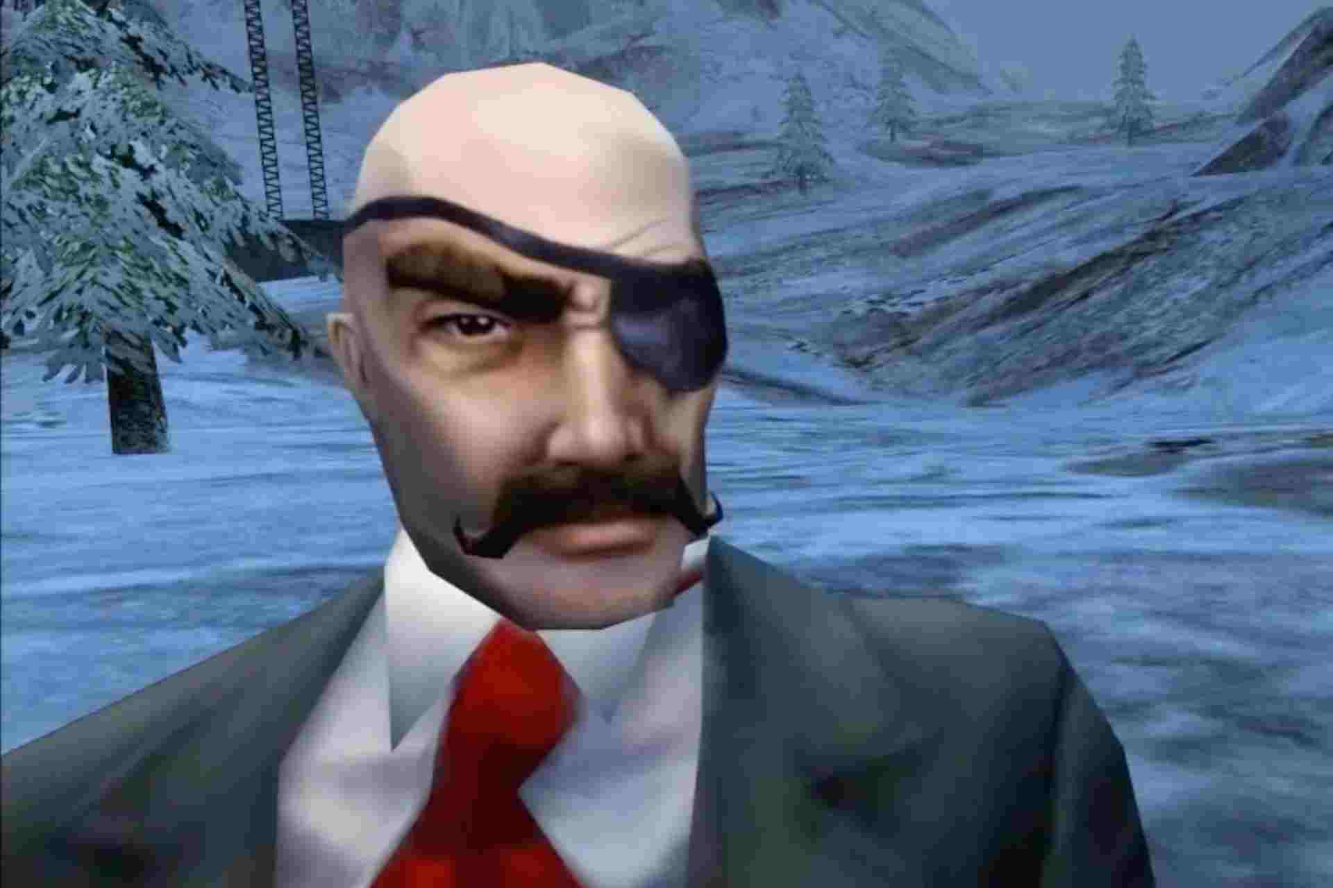 Dimitrij Volkov is a main villain in No one lives forever game.