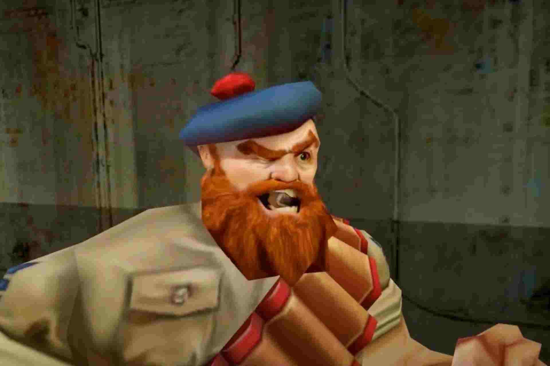 Magnus is a scottish villain in No one lives forever. He spares the life of Cate Archer many times during the game.