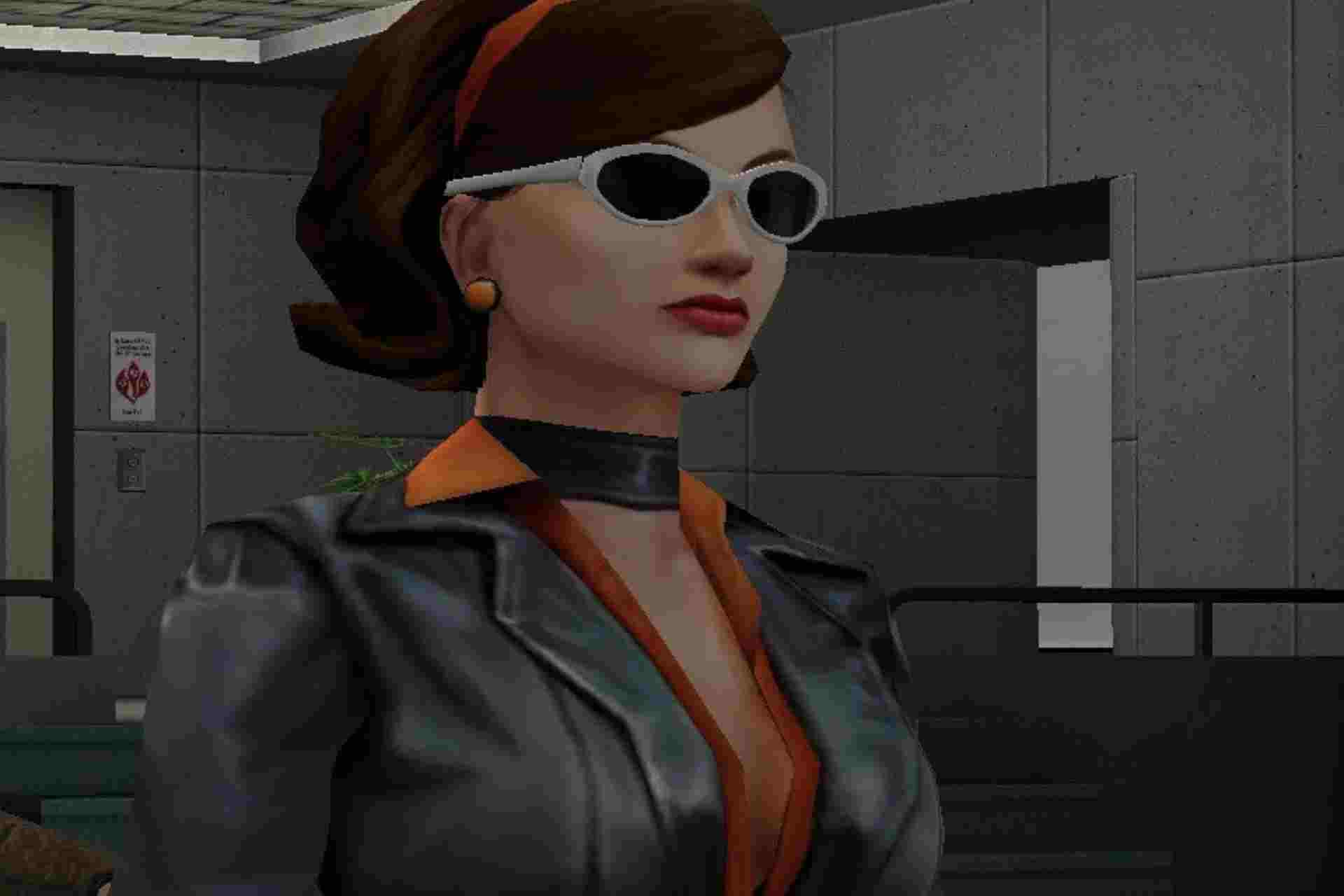 Spy Glasses are a gadget in No One Lives forever which is used as a camera, infra red laser detector and a mine detector.