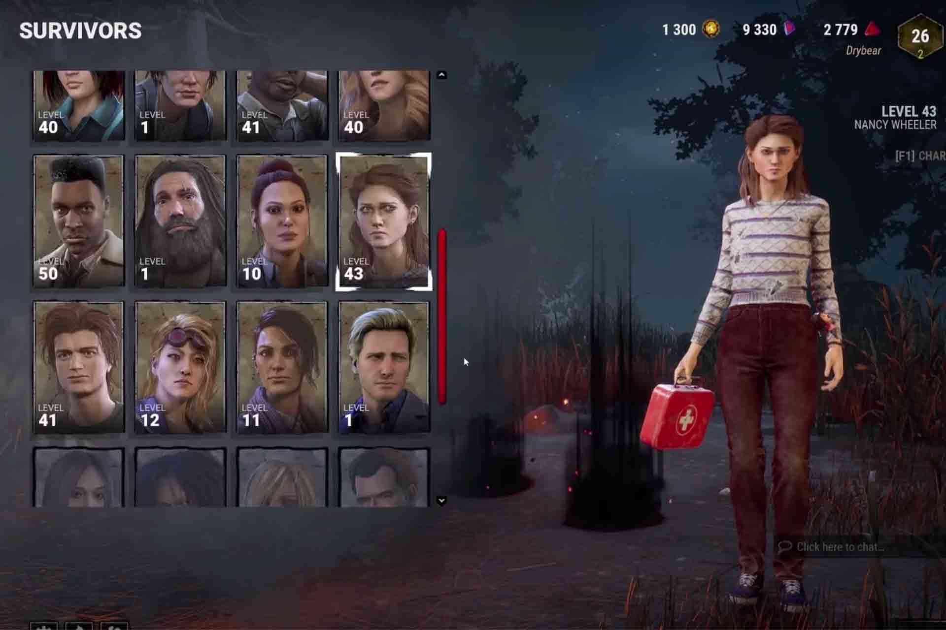 Survivor gameplay details in Dead by Daylight game. Tips and tricks to survive.