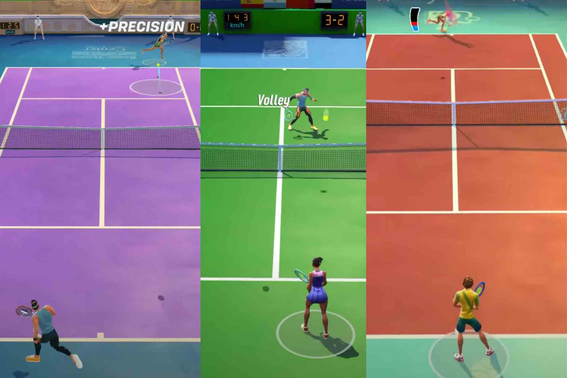 How to win in Tennis Clash. Tips and tricks to play and beat every opponent.