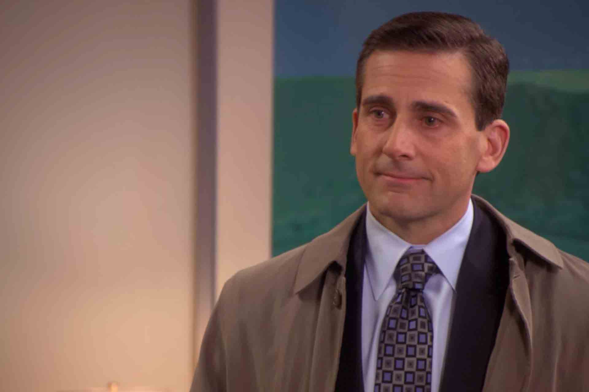 Michael was loved and adored by the time he left The Office in Season 7.