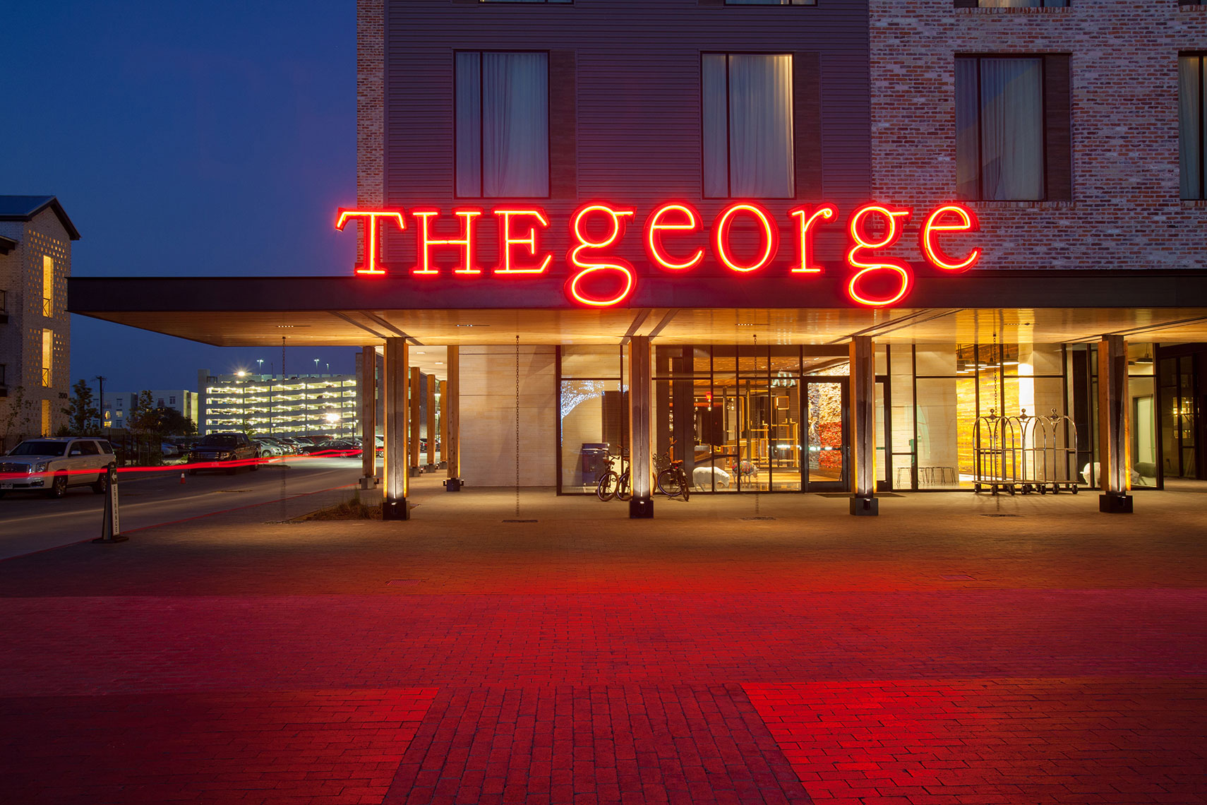 The George in College Station,  Texas