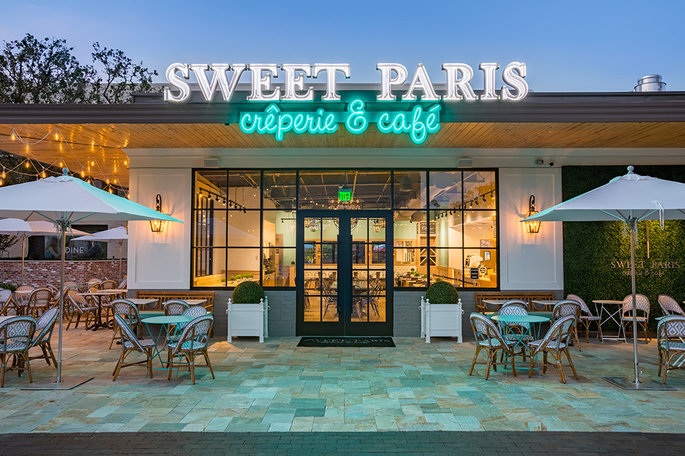 Sweet Paris Creperie, College Station