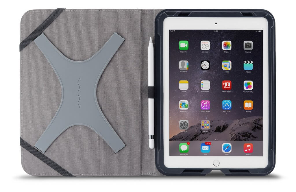 How To: Install Your iPad Into A PROTEx Case