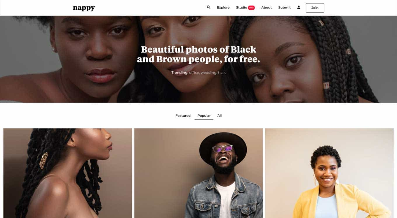 Beautiful photos of Black and Brown people, for free — stock photos