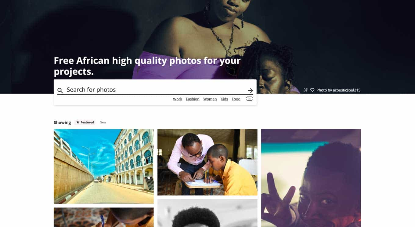 Free African high quality photos for your projects — Iwaria