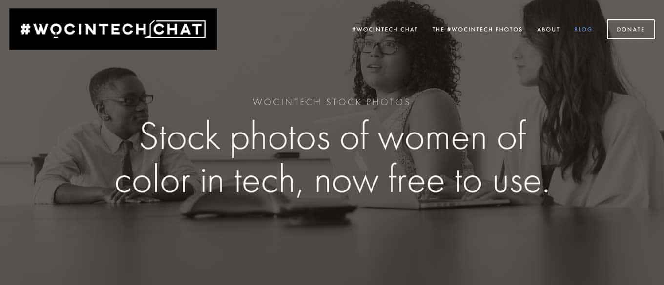 Women of Color WOC in Tech - Stock photos of women of color in tech, now free to use