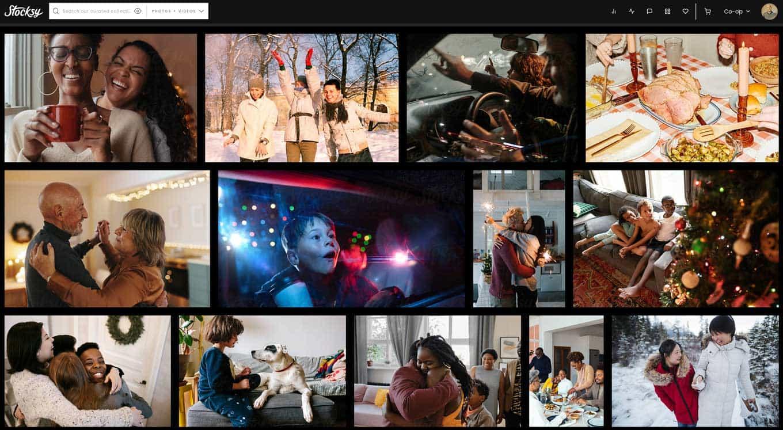 Joyful Moments - Diverse Stock Photography from Stocksy
