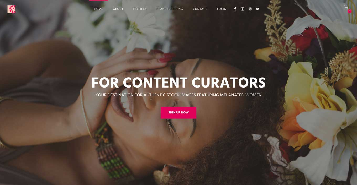 FOR CONTENT CURATORS YOUR DESTINATION FOR AUTHENTIC STOCK IMAGES PHOTOS FEATURING MELANATED WOMEN