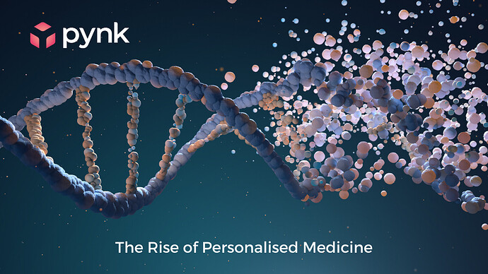 The Rise of Personalised Medicine 1600 x 900