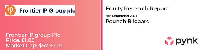 Pynk Community Regeneron Equity Research