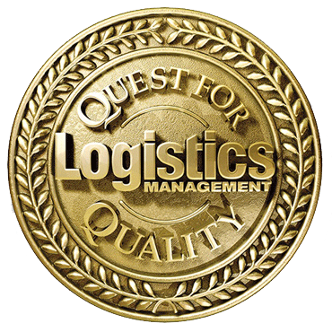 Quest for quality logistics logo
