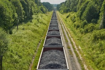 railroad and mining
