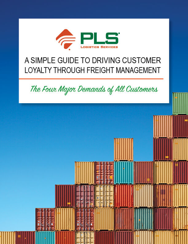 A Simple Guide To Driving Customer Loyalty Through Freight Management The Four Major Demands of All Customers