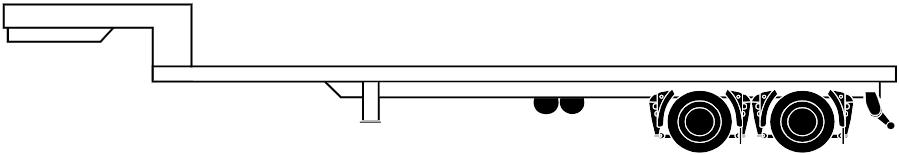 Single-Drop Step Deck