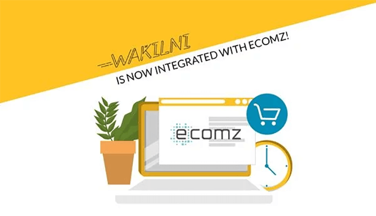 Wakilni And Ecomz Partnership: A Huge Boost For Local Businesses