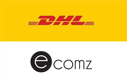 DHL & ecomz: a partnership made in heaven!