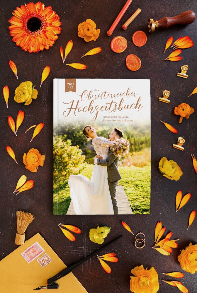 Heiraten in Oberösterreich | Das Oberösterreicher Hochzeitsbuch