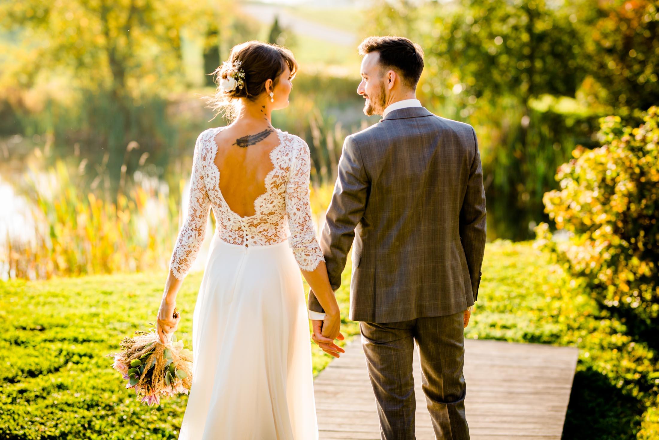 Brautkleid Oberösterreich