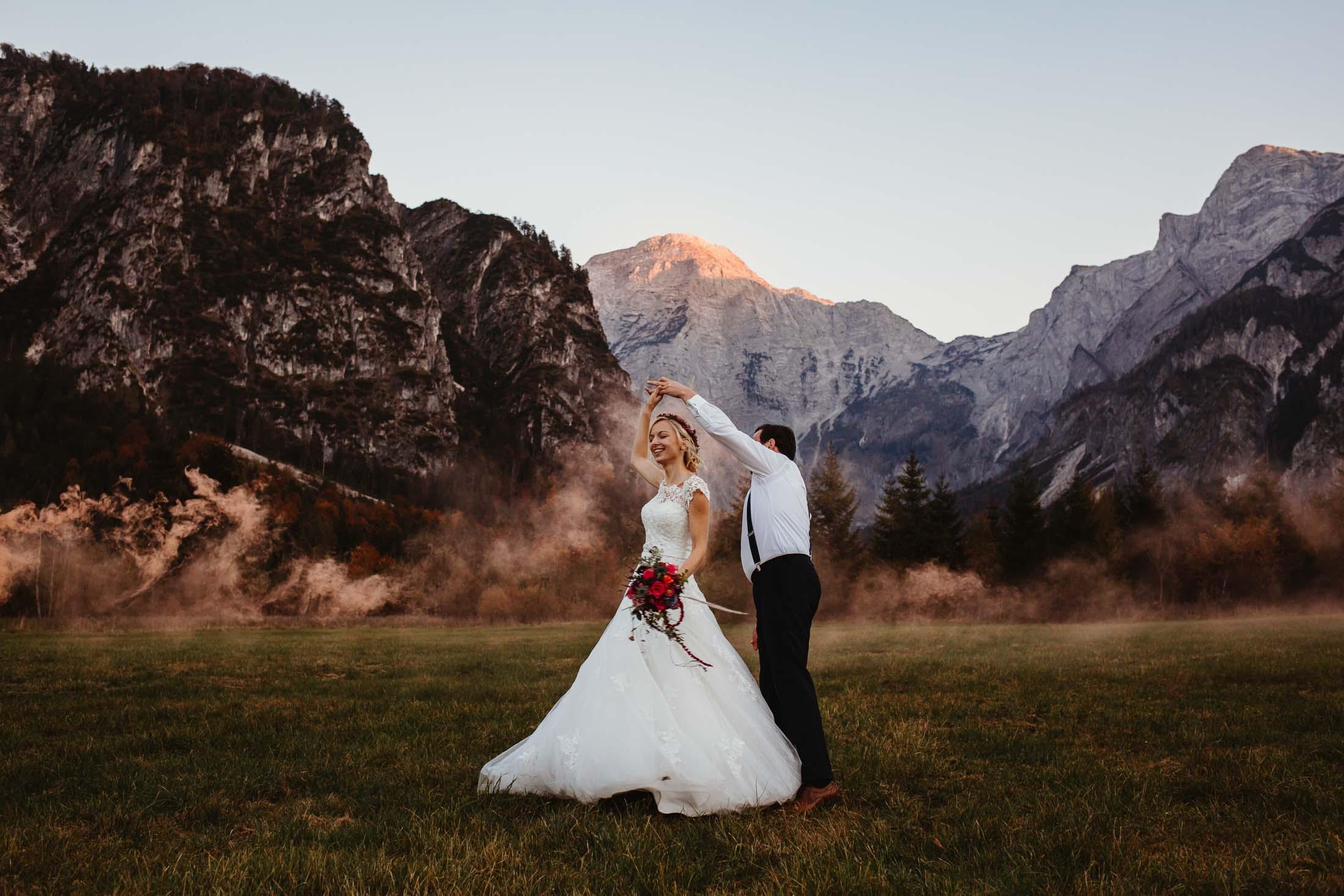 Hochzeitsfotografen in Oberösterreich