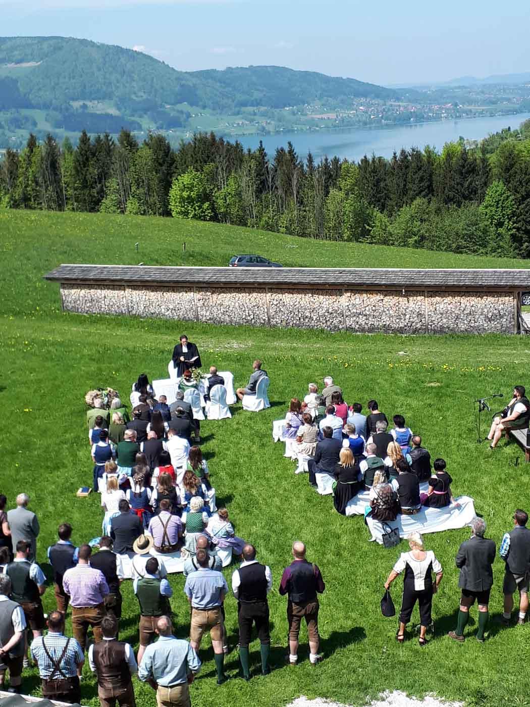 """Hochzeitslocation """"Feldbauernhof"""""""