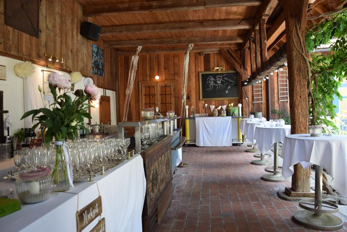"""Hochzeitslocation """"Hofbühne Tegernbach"""""""