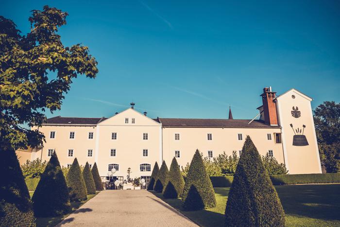 "Hochzeitslocation ""Brauerei Schloss Eggenberg"""