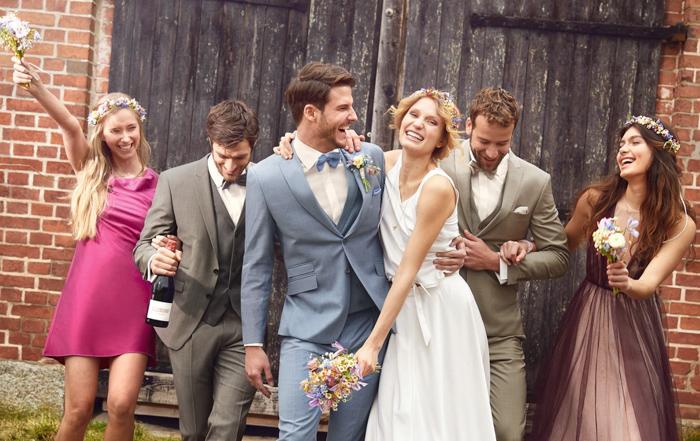 """Hochzeitsmode """"piú gioia"""""""