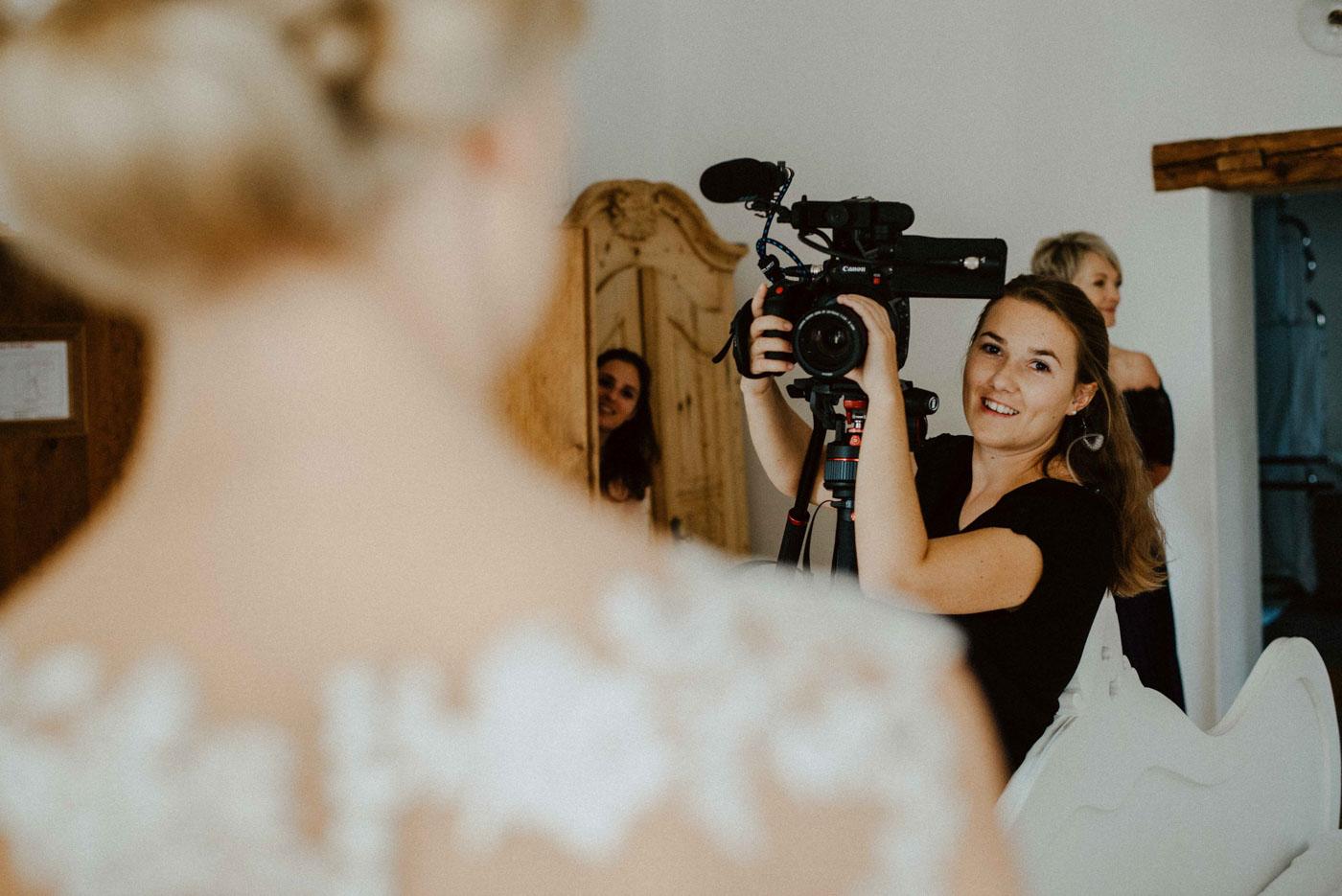 MecGreenie – Hochzeitsfilme & Fotos
