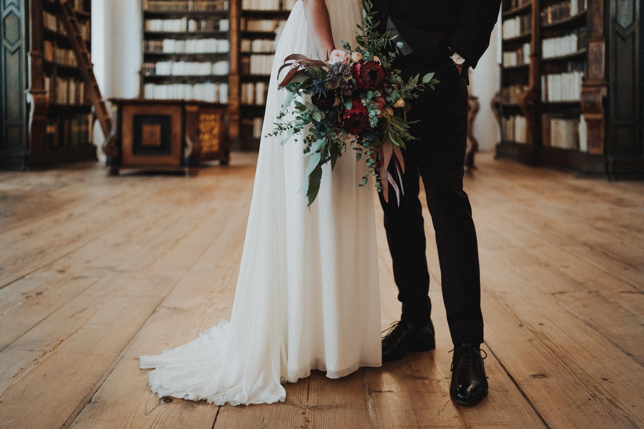Blütenreich – Hochzeitsfloristik