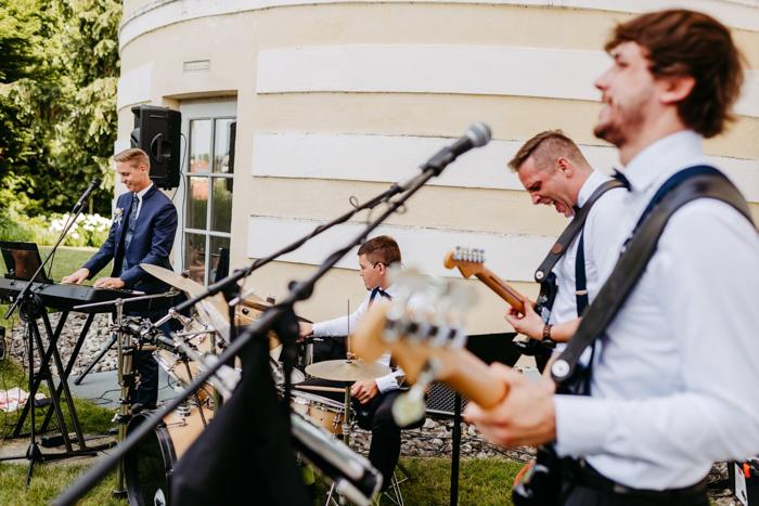 """Hochzeitsband """"Supersound"""""""