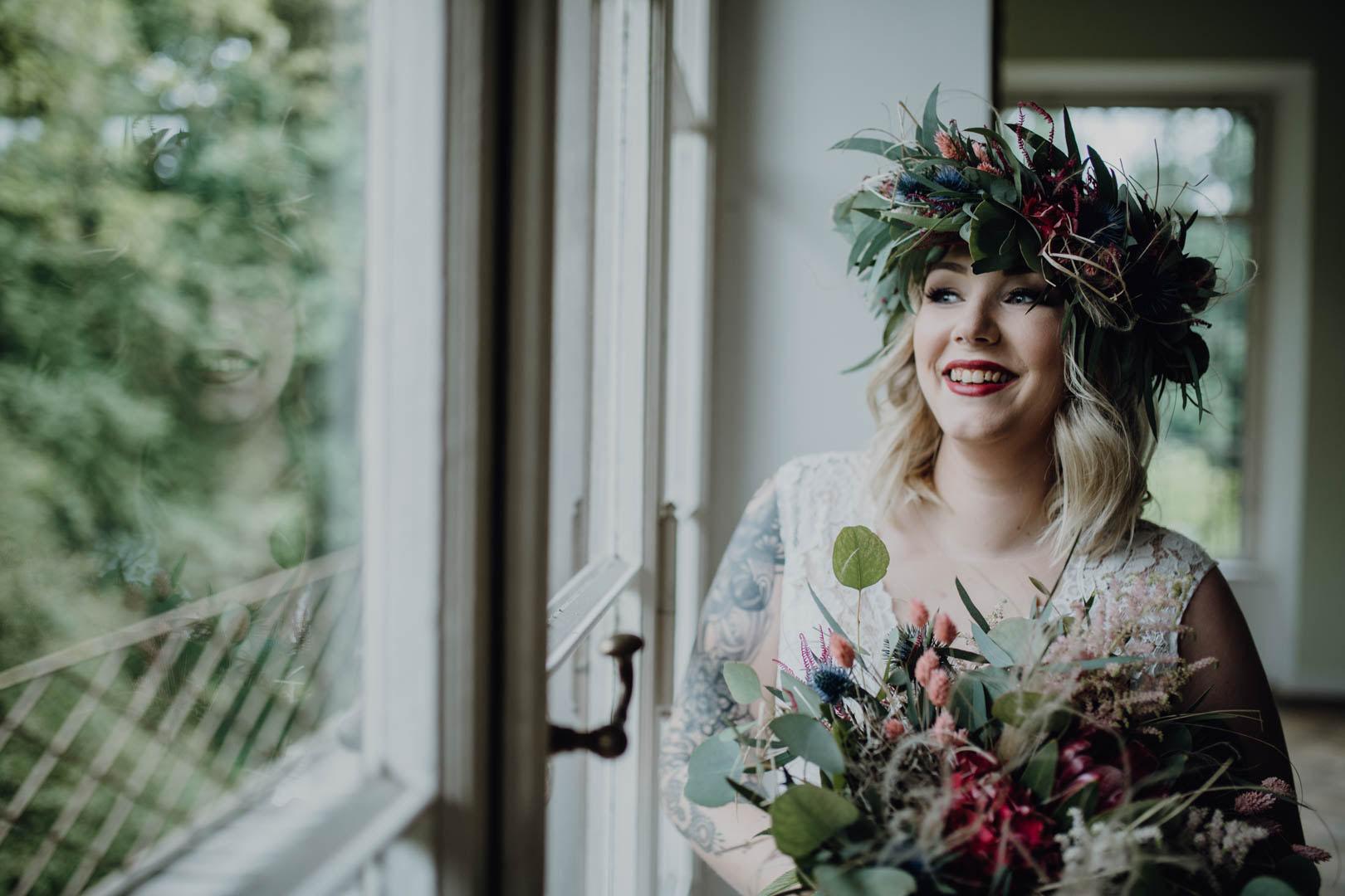 Carmen Holy | Make-up & Haarstyling für eure Hochzeit