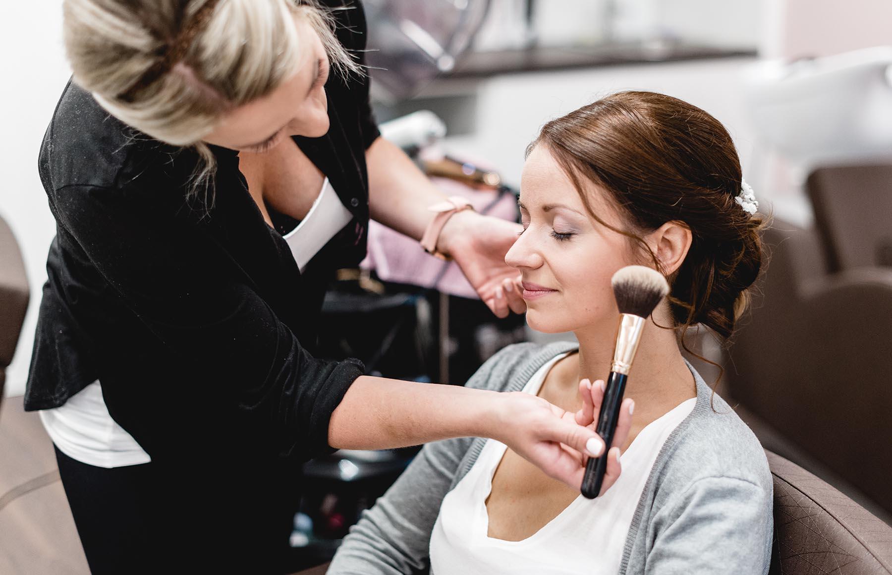 Eckhaart | Make-up & Haarstyling für eure Hochzeit