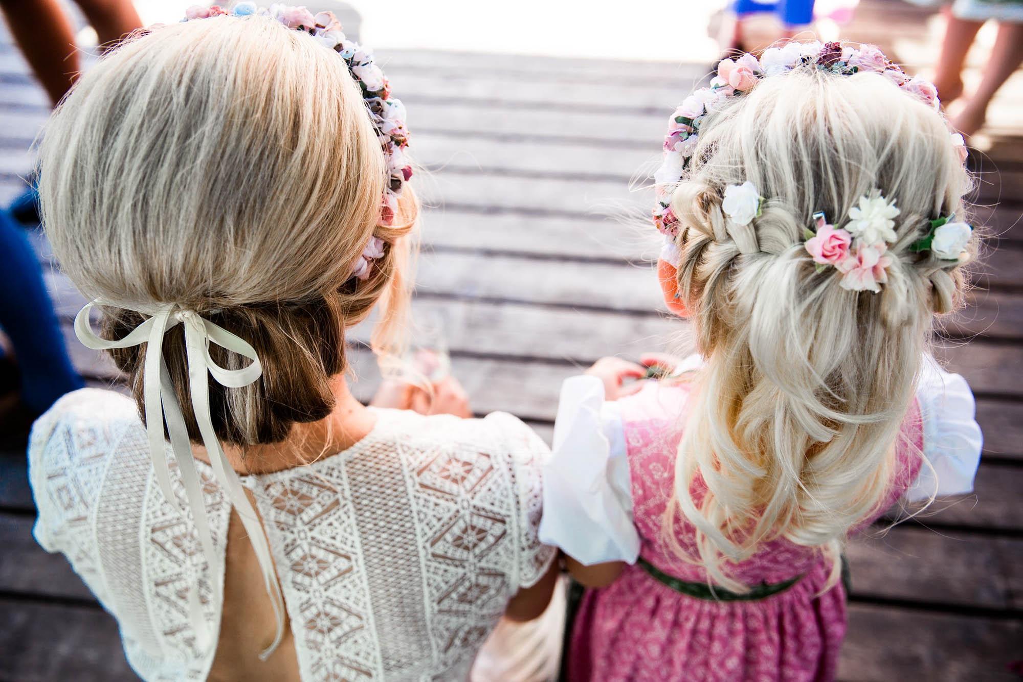 """Rapunzel & Rübezahl"" –Brautstyling"