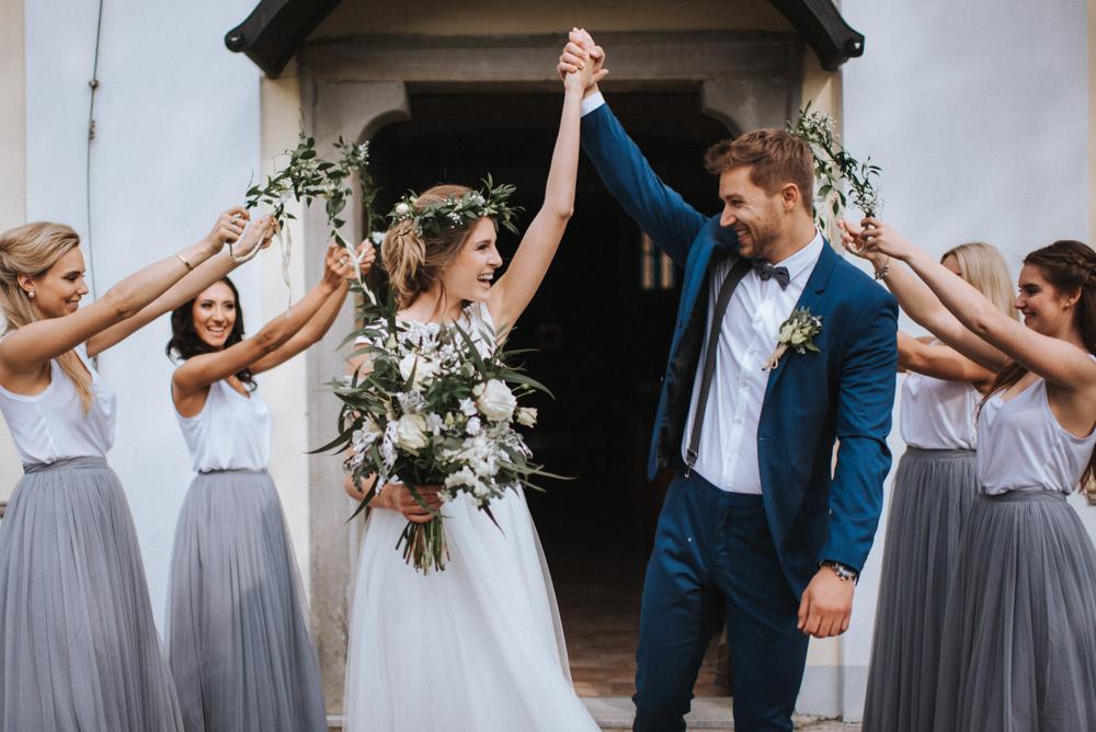 Greenery Wedding im Hochzeitshof Huber zu Laah
