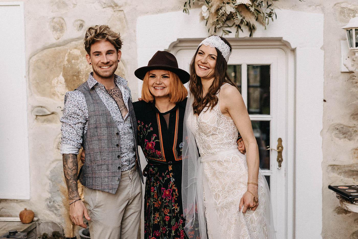 Hochzeitsrednerin Miriam Hartinger