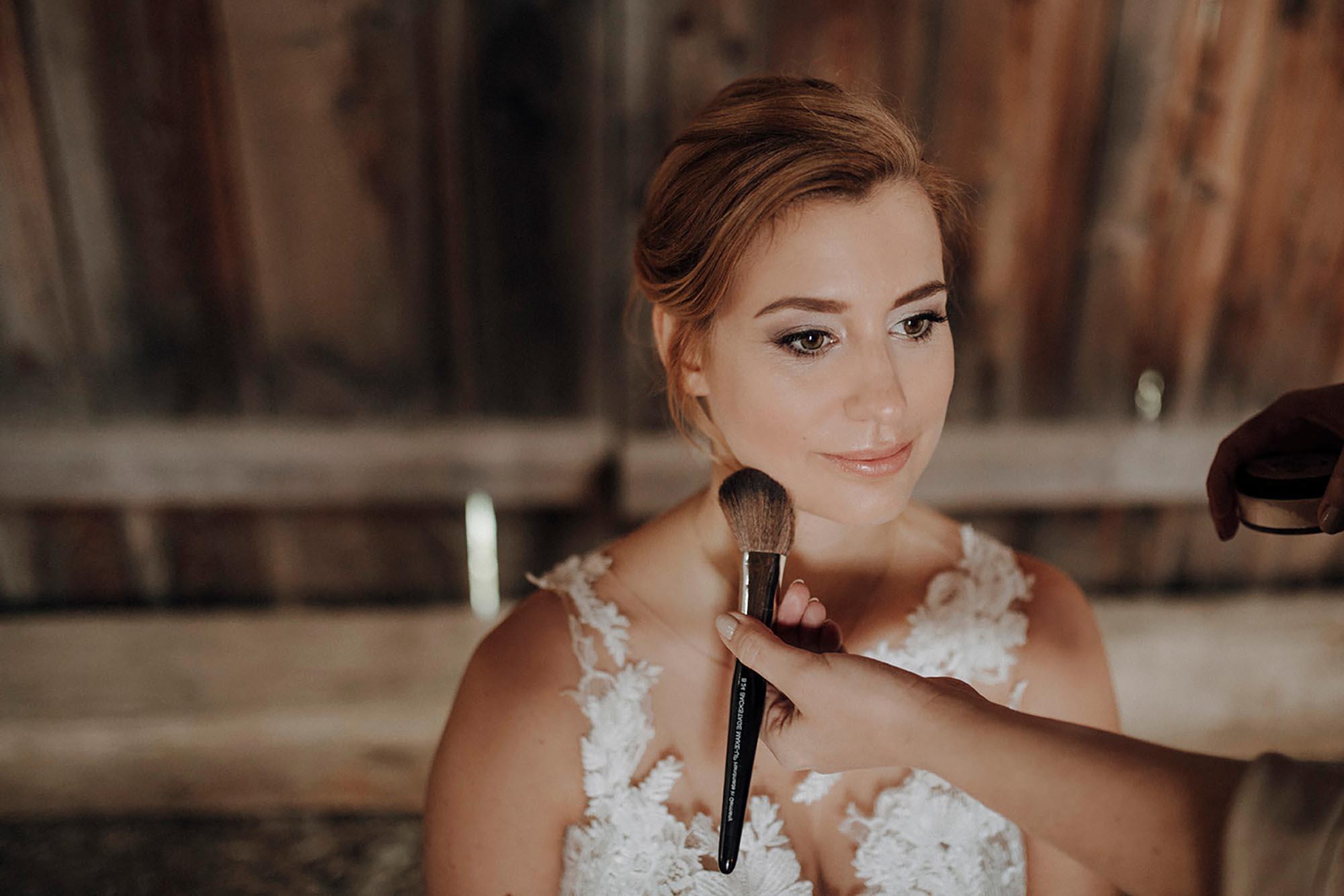 Brautstylistin Andrea Ludwig