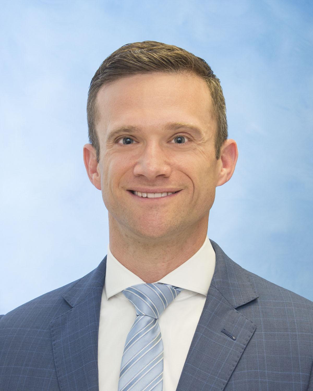 Dr. Michael Gaies Headshot