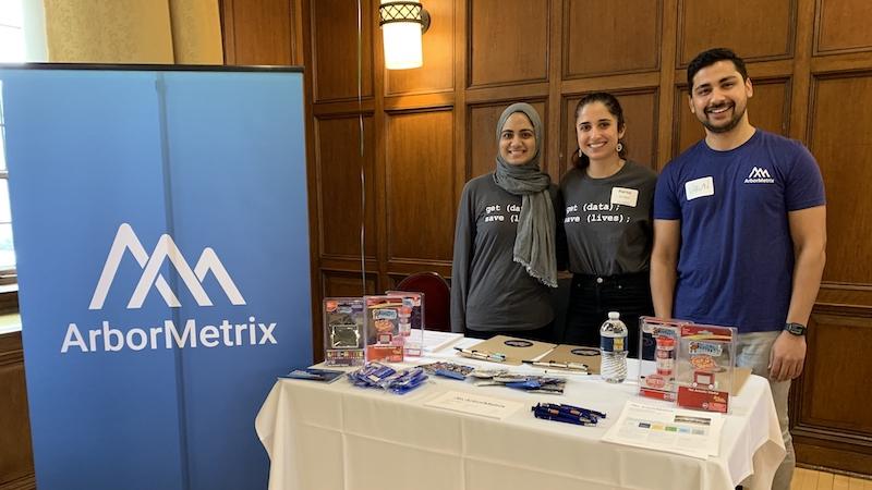 ArborMetrix career fair