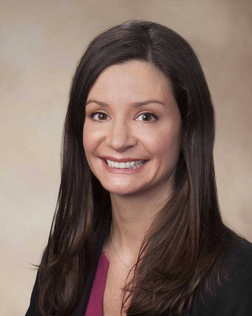 Dr. Alexandra Brown Headshot