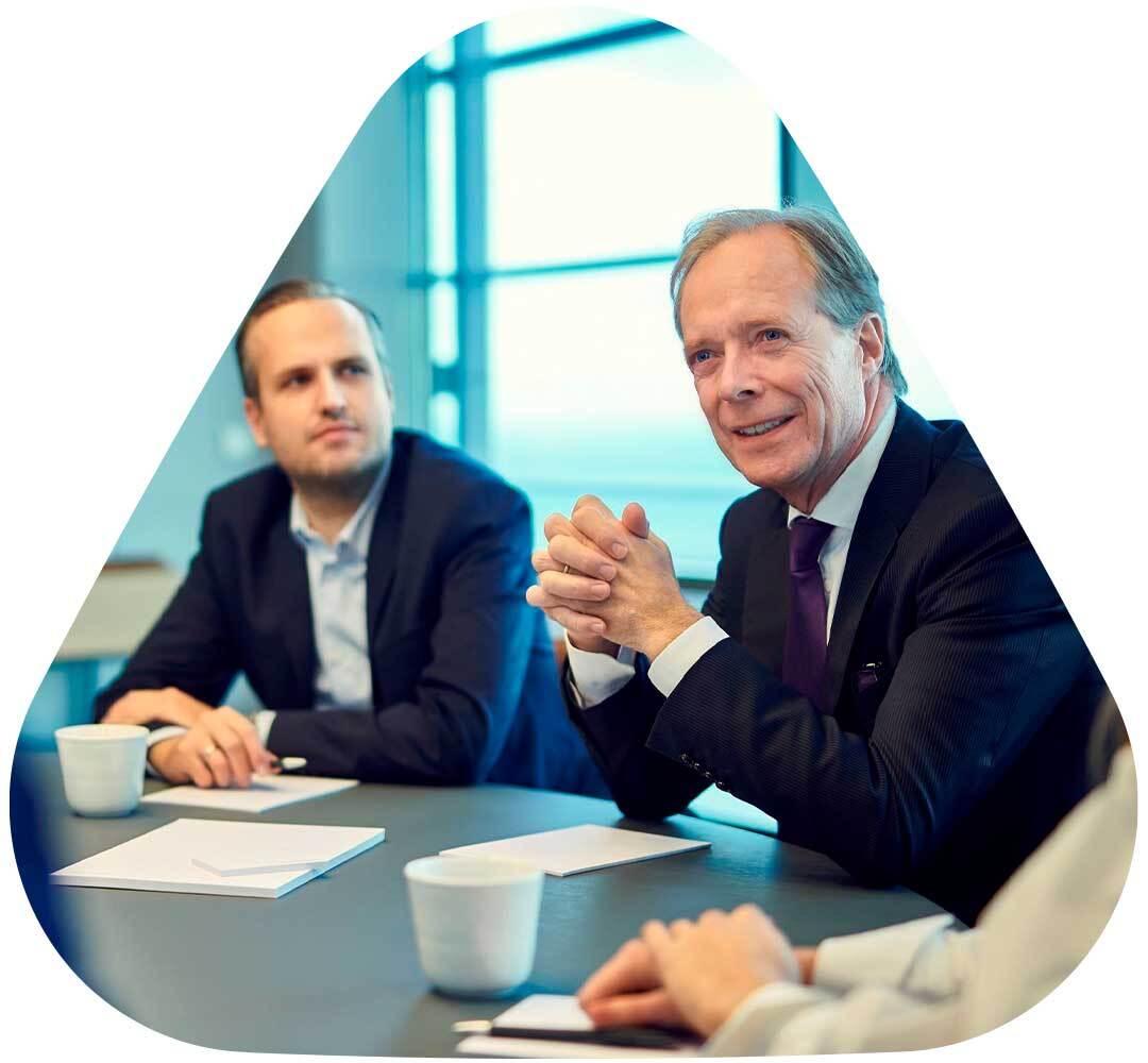 Billede af eksperter fra RISMAs samarbejdspartner.