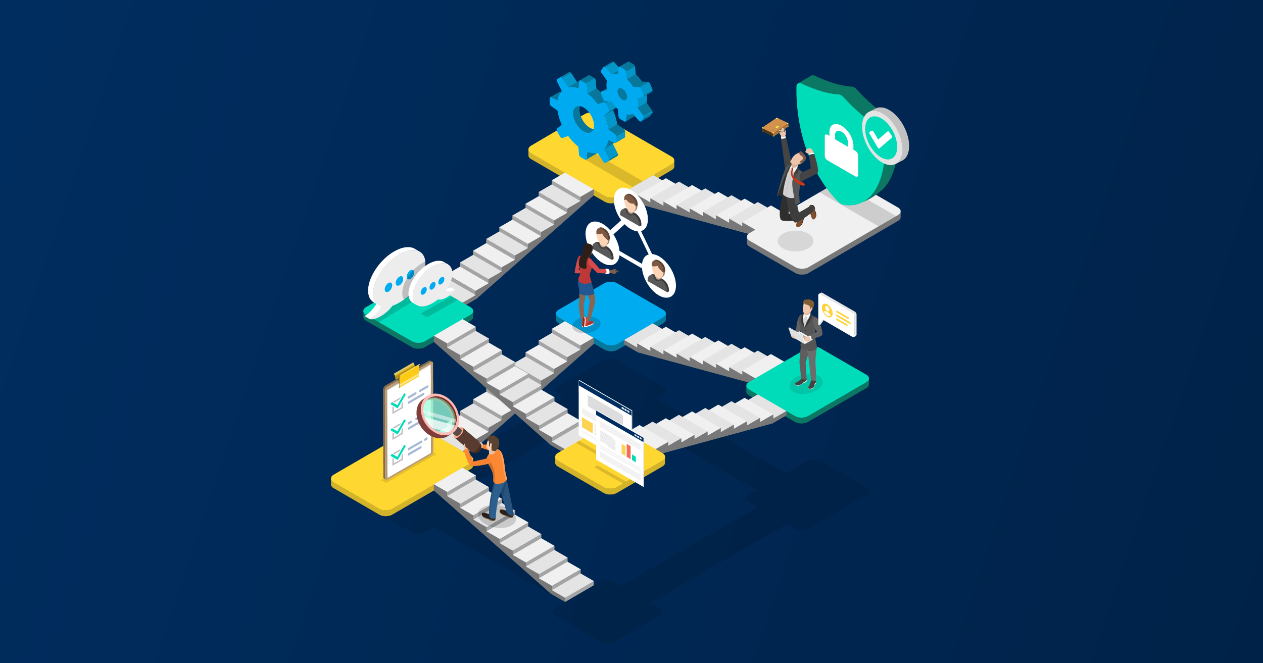 Sådan opnår din organisation GDPR-compliance_ GDPR løsning
