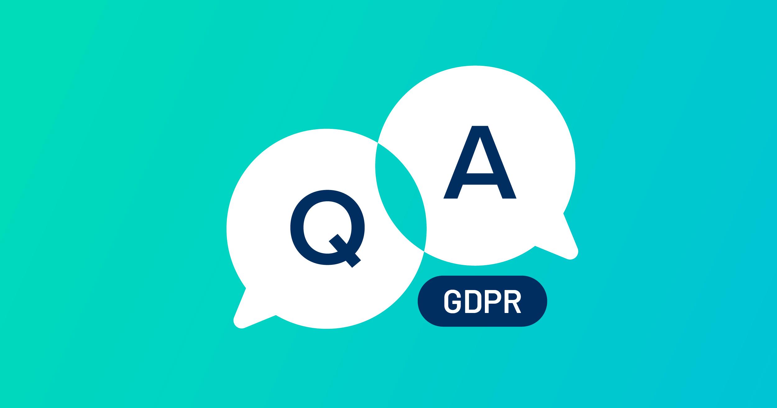 GDPR-spørgsmål besvaret