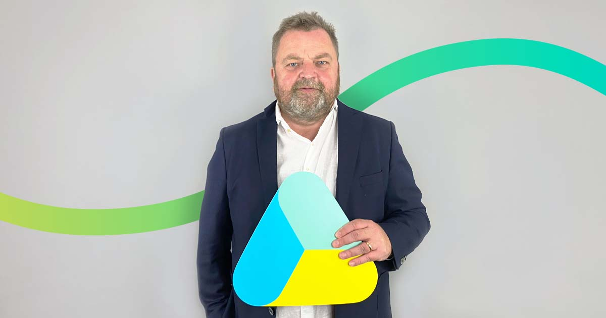 Lars Nybro Munksgaard, CEO i RISMA Systems