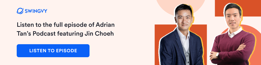 Listen to the full episode of Adrian Tan's podcast | Episode 57