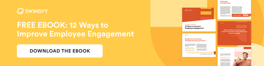 Download a Free Copy of The Ebook | Improve Employee Engagement