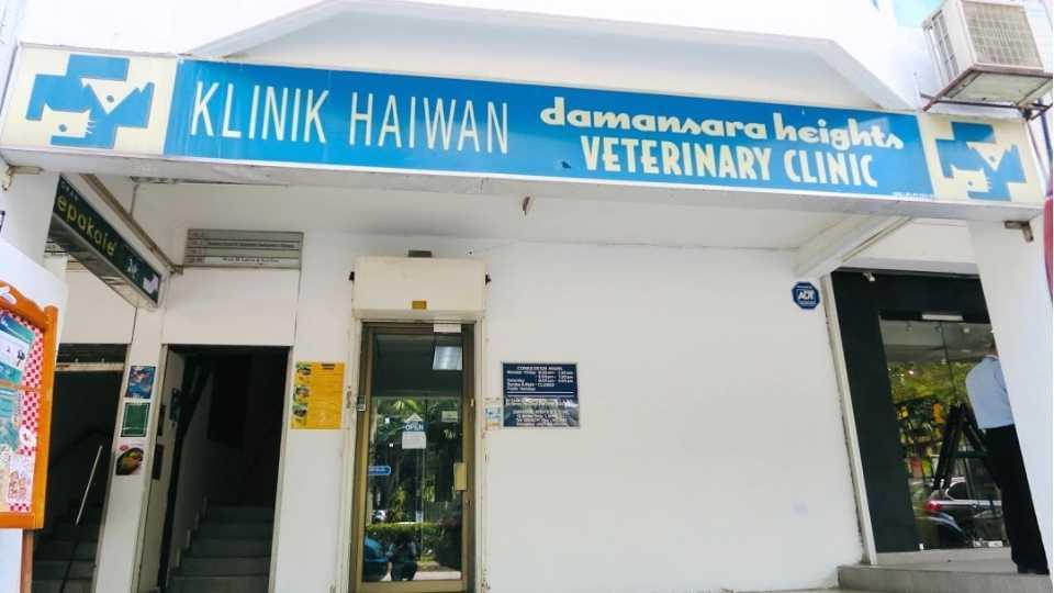 damansara vet clinic
