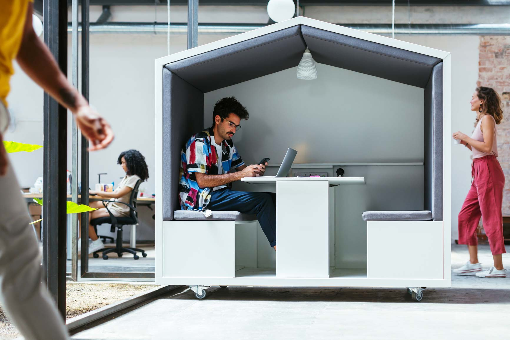 Why the workplace of the future isn't remote